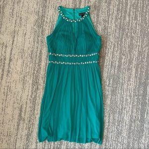 Teal Jessica Howard Dress Size 6